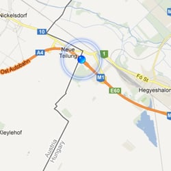 Eurolines Austria - Public Transportation - Erdbergstr  202