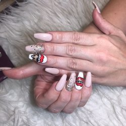 Nails salon 155 photos 56 reviews nail salons 553 e photo of nails salon las vegas nv united states coffin prinsesfo Images
