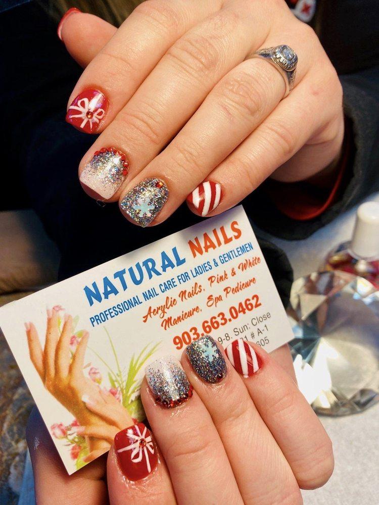 Natural Nails: 405 W Loop 281, Longview, TX