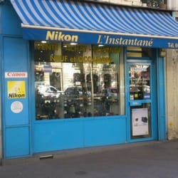 3ddc023d318927 L Instantané - Magasin de photo - 40 Boulevard Beaumarchais ...
