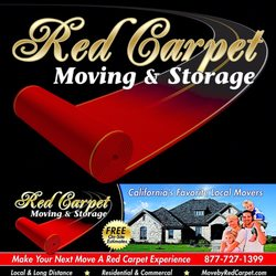 Red Carpet Moving And Storage 32 Photos Amp 109 Reviews