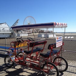 Super Parking And Bikes Bike Rentals Garfield And The
