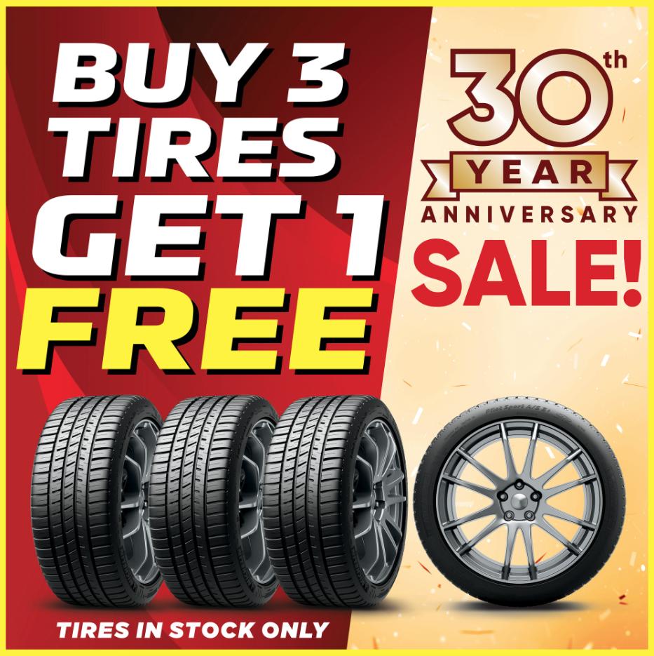 o - Shop Tires Vista California