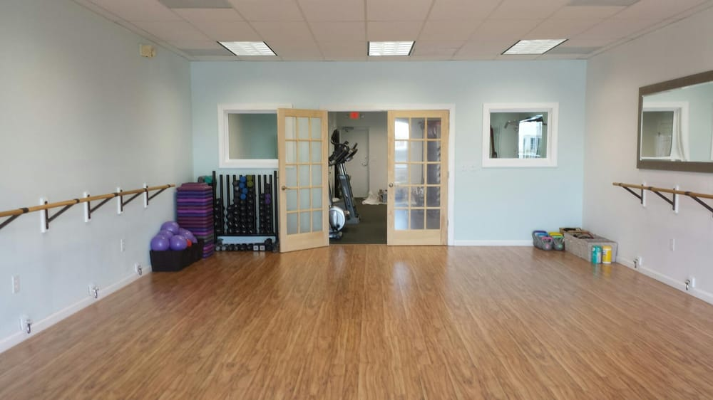 Fusion Fitness Barre and Personal Training studio