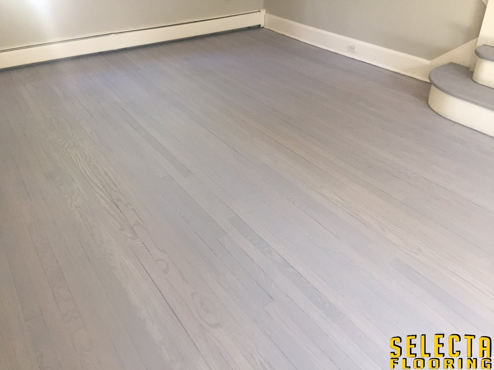 Photo Of Selecta Flooring Plainfield Nj United States Rubio Monocoat In Ash