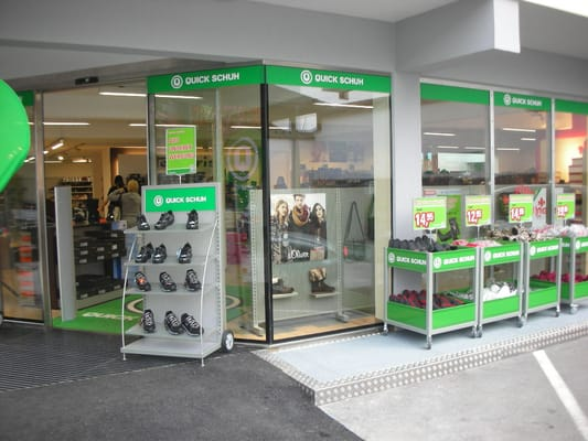 best service 318ca 57782 Quick Schuh - Shoe Stores - Hauptstr. 80, Fügen, Tirol ...