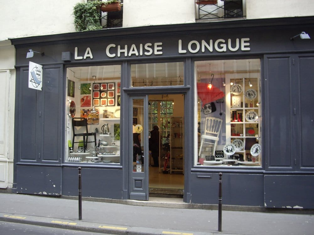 La chaise longue closed 11 reviews home decor 20 rue des francs bourg - Lampadaire la chaise longue ...