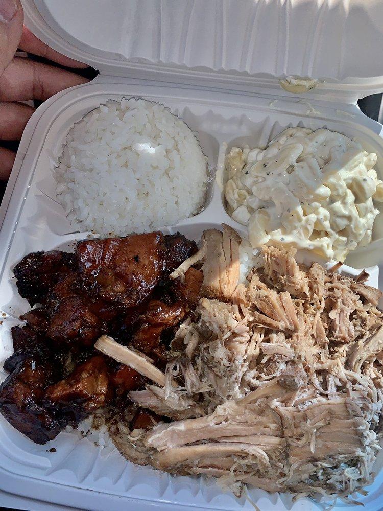 Hawaiian Bros Island Grill