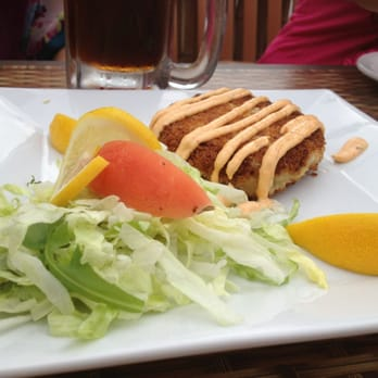 Safety Harbor Crab Cakes