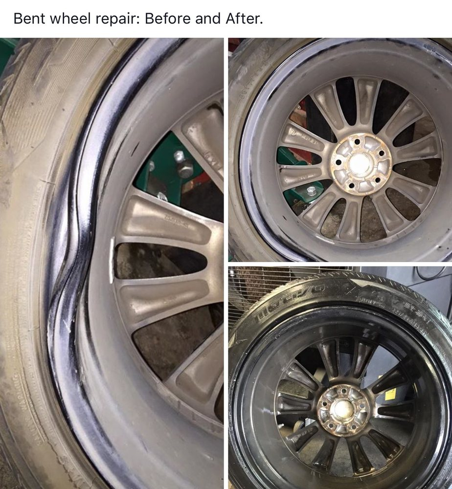 Uncle Sam Auto Repair New and Used Tires