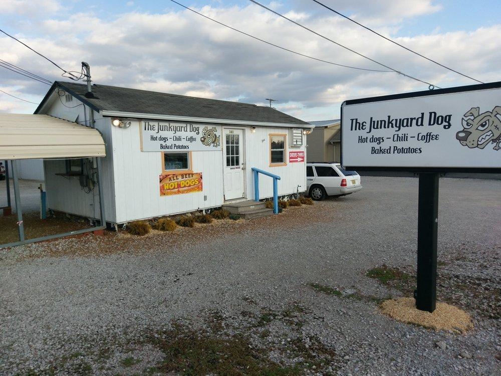 The Junkyard Dog: 340 N Spring St, Sparta, TN