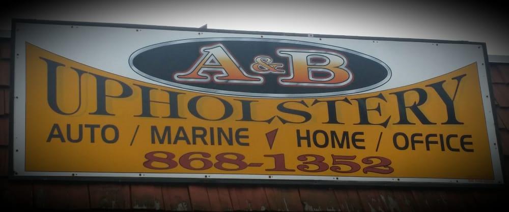 A & B Upholstery: 548 Merrick Rd, Baldwin, NY