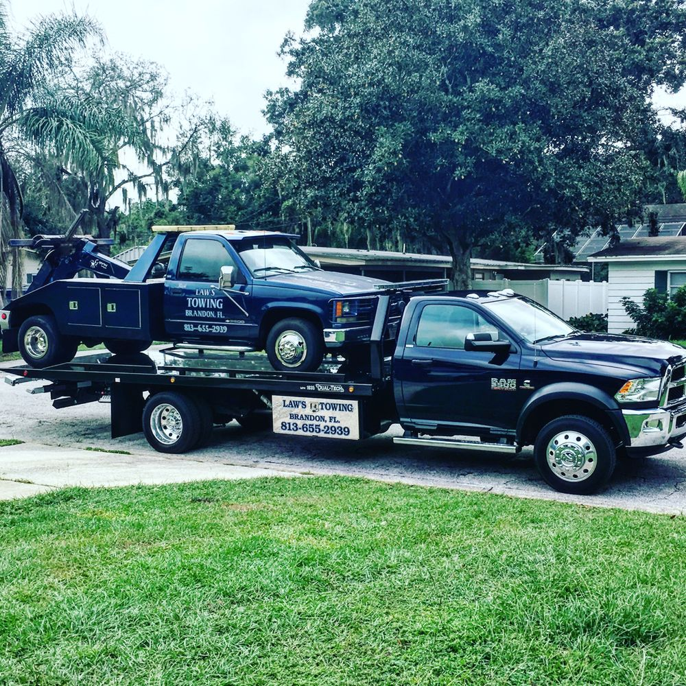 Law's Towing: Brandon, FL