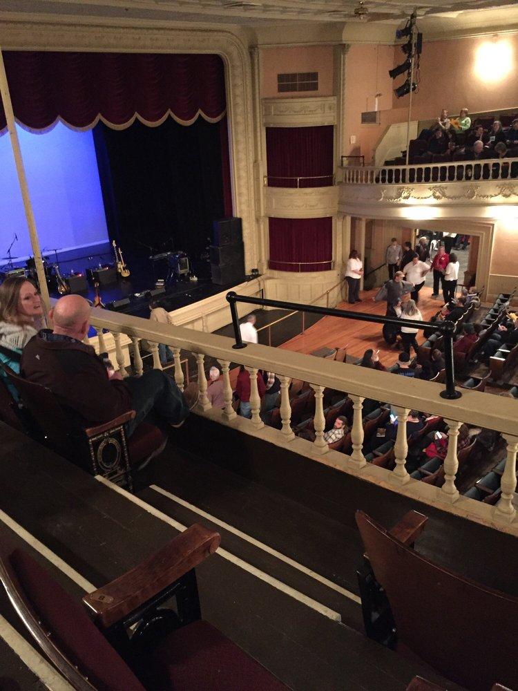 Barre Opera House: City Hall, Barre, VT