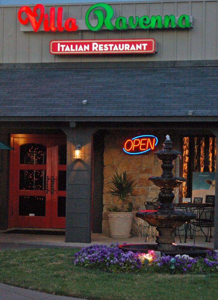 Villa Ravenna Restaurant Tulsa Ok