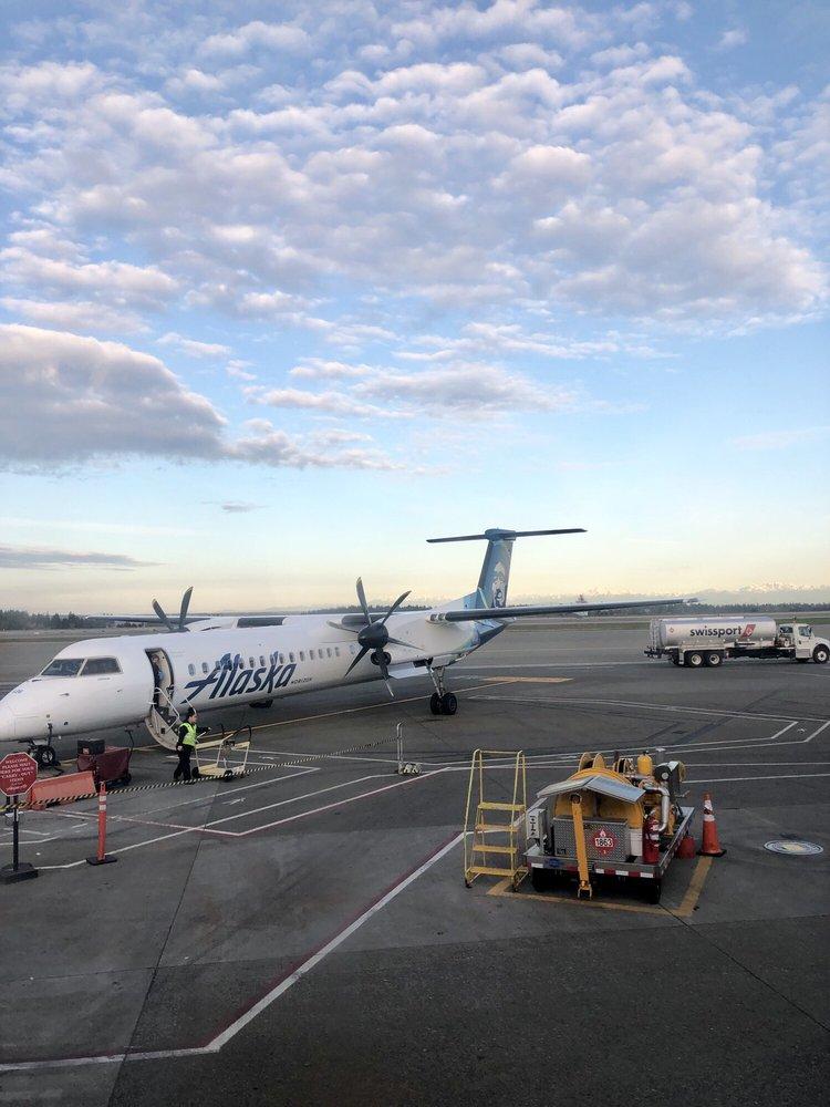 Seattle-Tacoma International Airport - SEA