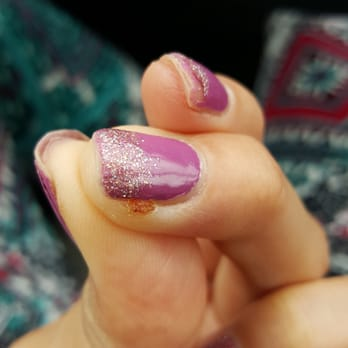 how to clean and heal infected nails