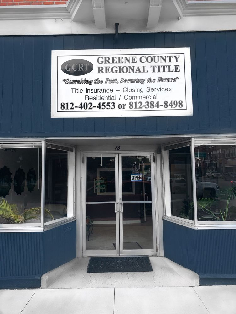 Greene County Regional Title
