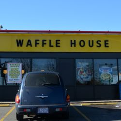 Waffle house 22 photos diners 601 park st belmont for Waffle house classic jukebox favorites
