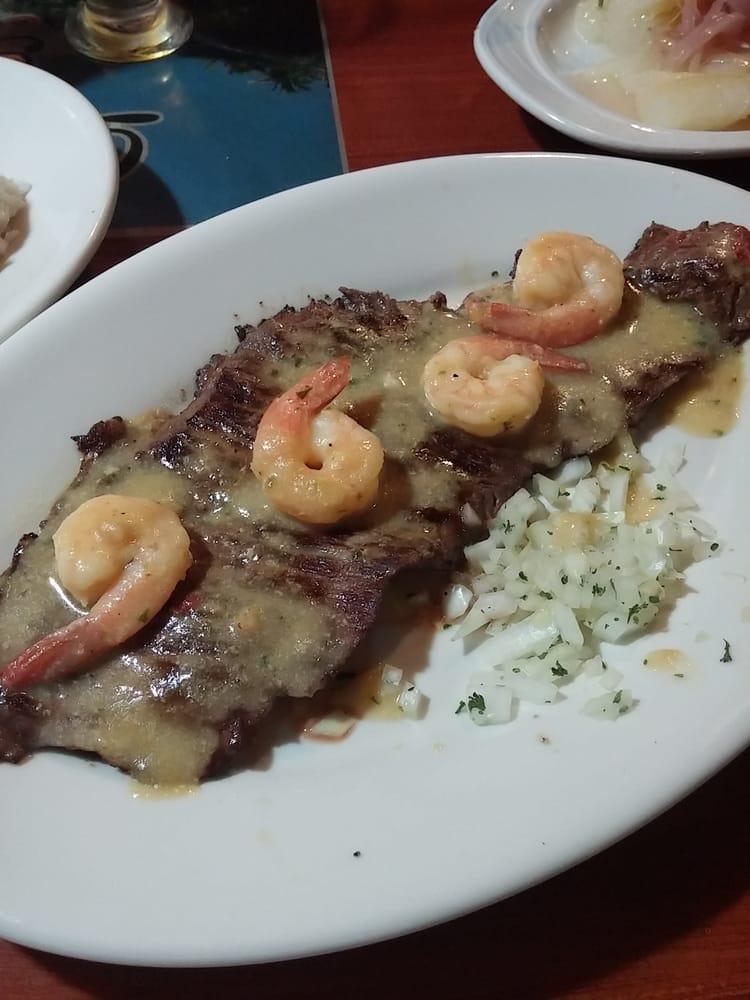 Don Ramon Restaurant Military Menu