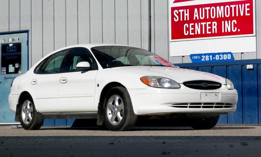 STH Automotive Center: 176 Main Ave E, West Fargo, ND