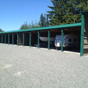 Bend Mobile Home Parks Nor West RV Park Covered Storage
