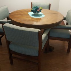 Photo Of GODu0027S STOREHOUSE   Topeka, KS, United States. Great Sturdy Table  For