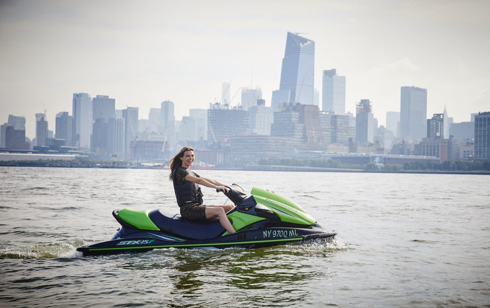 New York Harbor Jetski: 1301 Sinatra Dr, Hoboken, NJ
