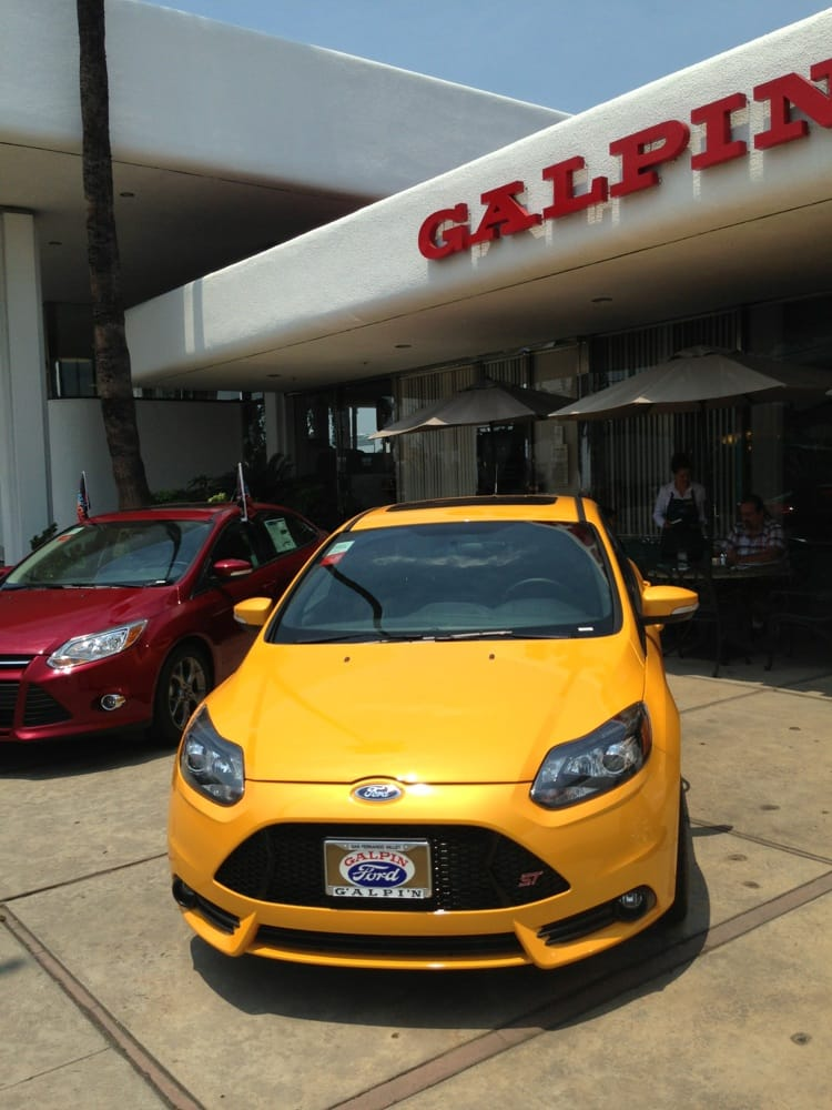 Focus St With Very Nice Factory Metallic Yellow Paint Yelp
