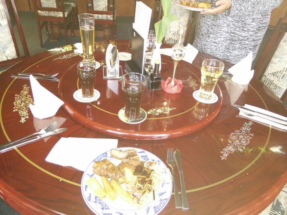 Großer Runder Tisch Mit Drehplatte Yelp