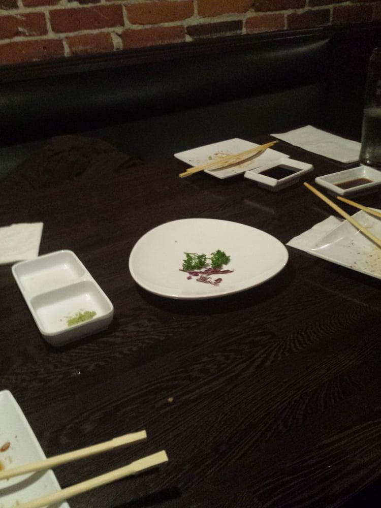 Aji sai japanese 178 ontario street kingston on for Aji sai asian cuisine