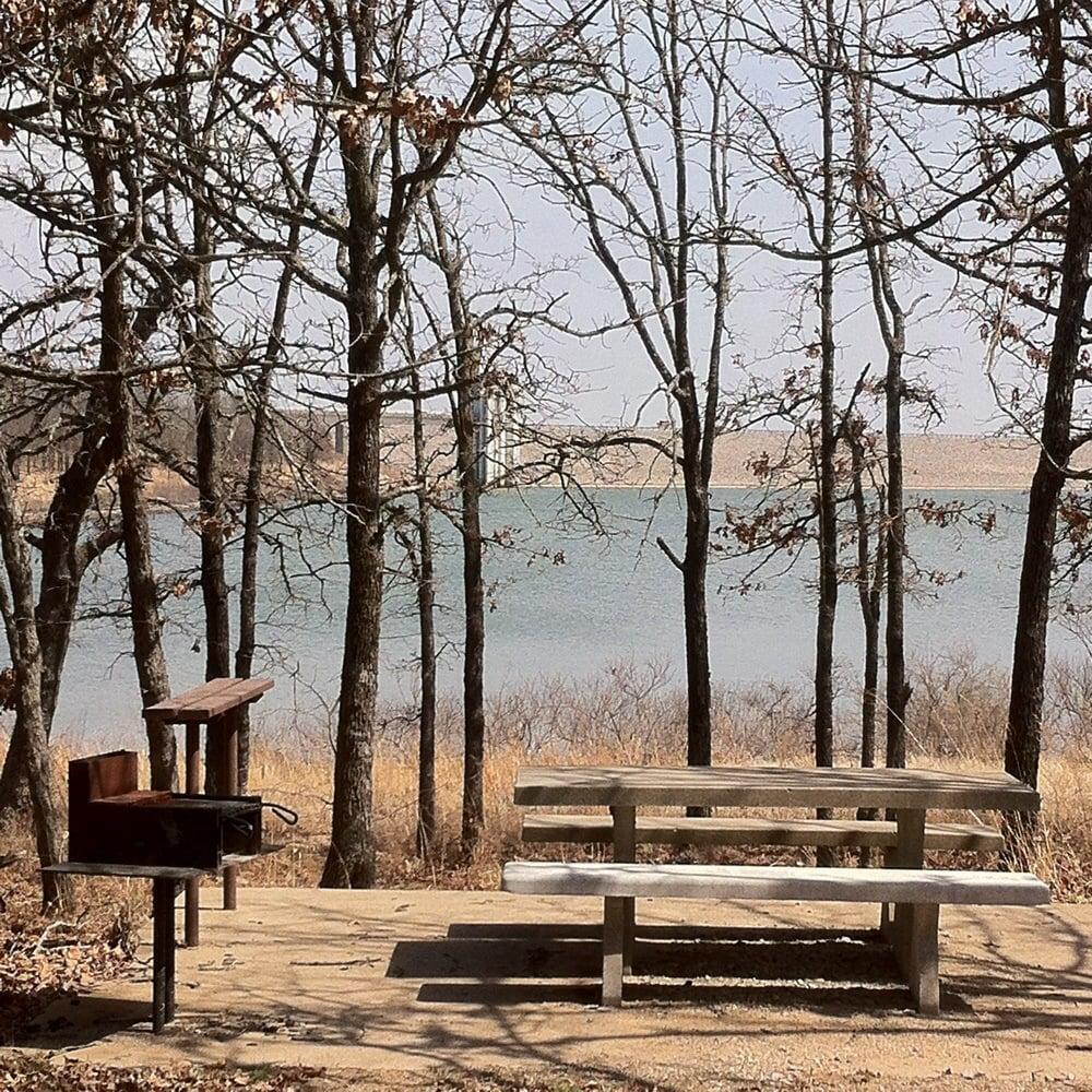 Birch Lake Twin Coves Recreation Area: Lake Access, Barnsdall, OK