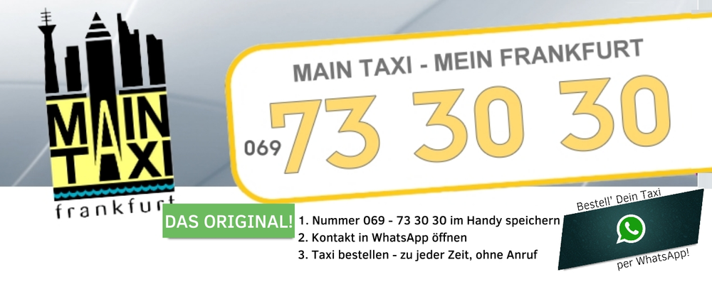 main taxi t xis berner str 28 nieder eschbach frankfurt am main hessen alemanha. Black Bedroom Furniture Sets. Home Design Ideas