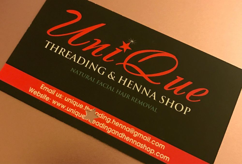 Unique Threading & Henna Shop