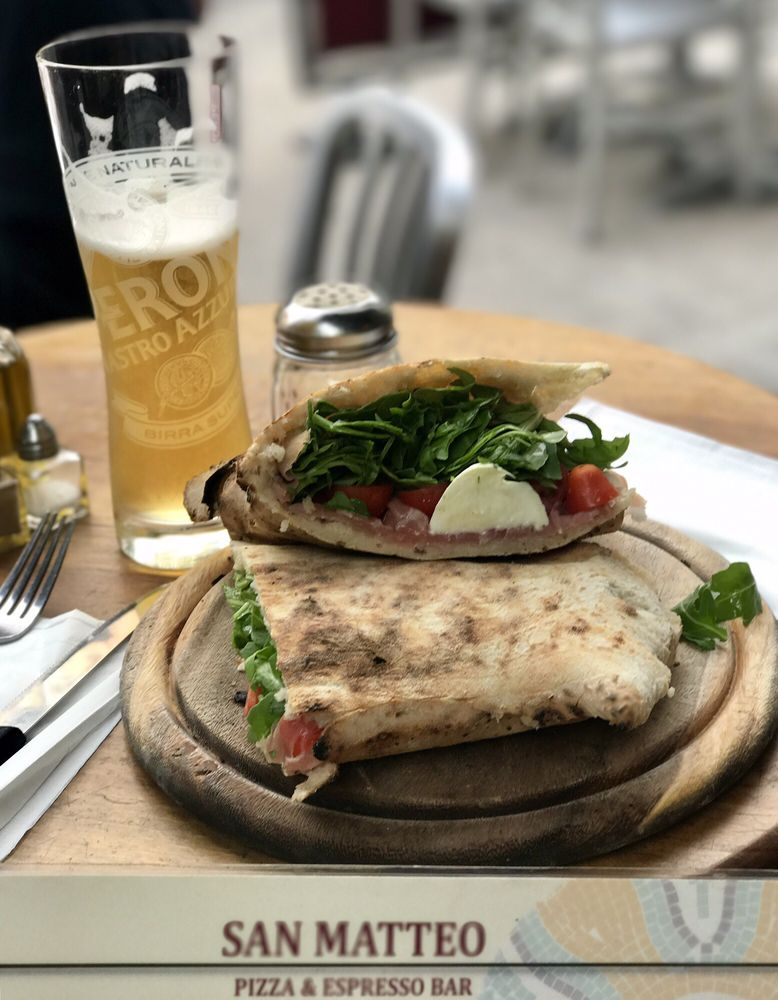 San Matteo Pizza and Espresso Bar - Order Food Online ...