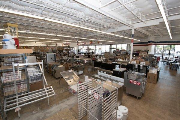 Ace Mart Restaurant Supply 3128 Forest Ln Ste 220 Dallas Tx