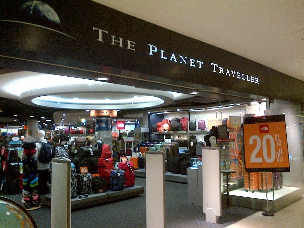 The Planet Traveller