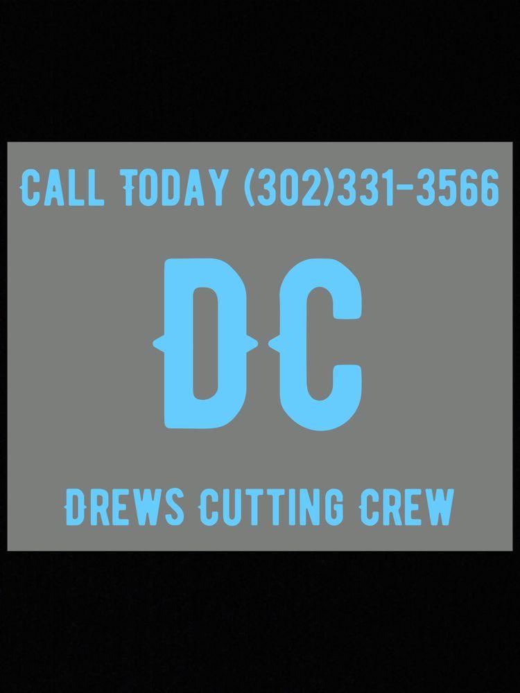 Drew's Cutting Crew: 5320 Mahan Corner Rd, Marydel, DE