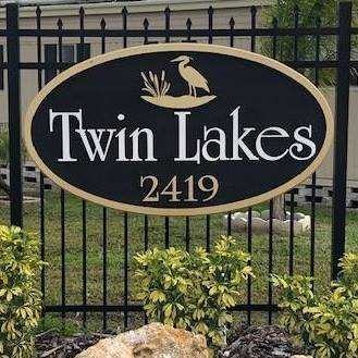 Twin Lakes: 2419 Gulf To Bay Blvd Lot 208, Clearwater, FL