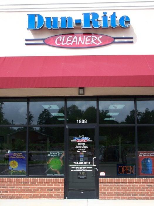 Dun-Rite Cleaners: 1223 Pee Dee Ave, Albemarle, NC