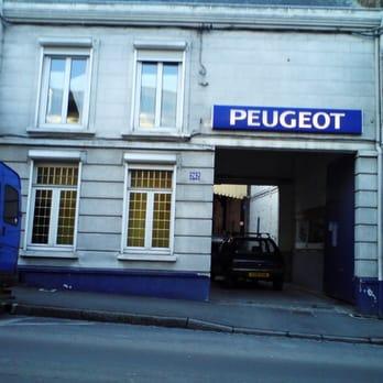 Garage cany r paration auto 242 rue de paris amiens for Garage peugeot amiens
