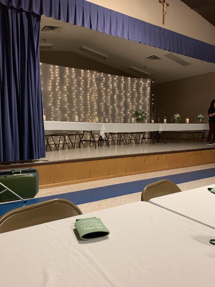 Assumption Catholic Church: 336 Pine St, Dwight, NE