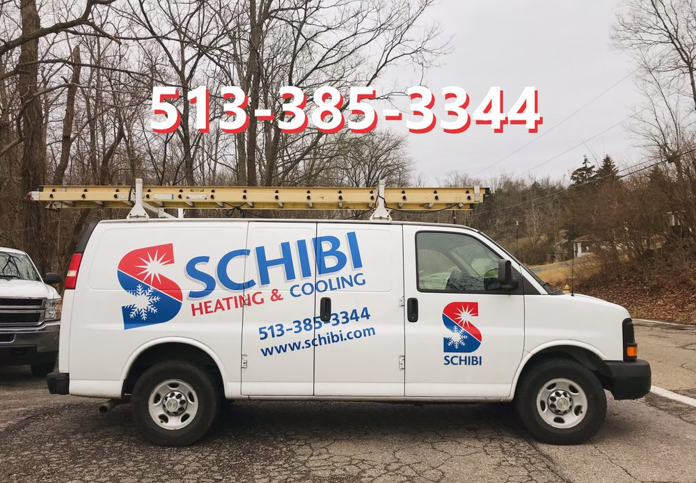 Schibi Heating & Cooling Company: 5025 Hubble Rd, Cincinnati, OH