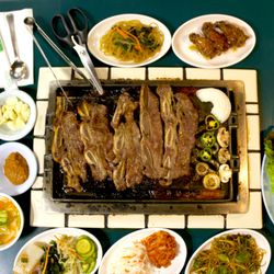 Best Korean Barbeque Buffet In Los Angeles Ca Last Updated