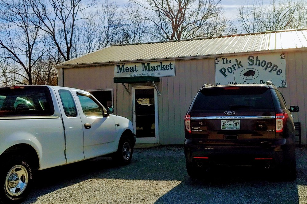 The Pork Shoppe: 4884 TN-57, Ramer, TN