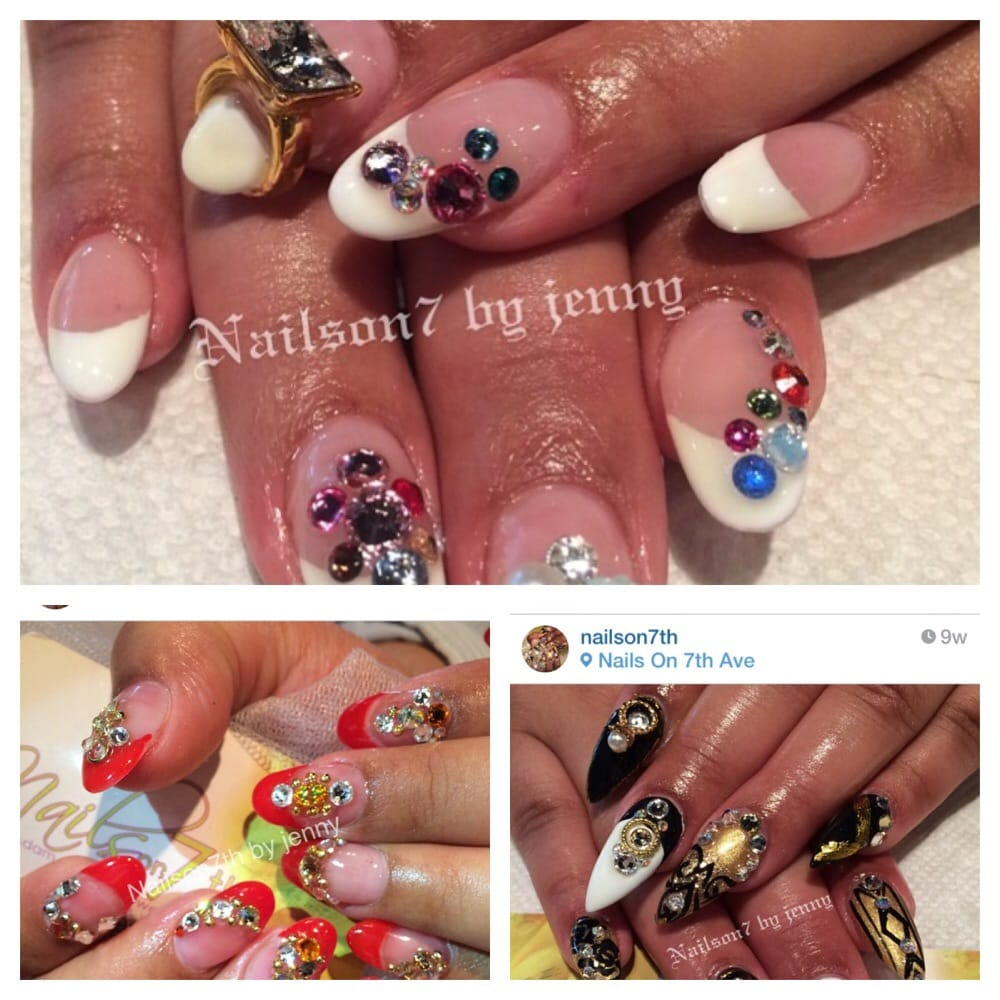 Nails On 7th Ave - 126 Photos & 82 Reviews - Nail Salons - 2449 Adam ...