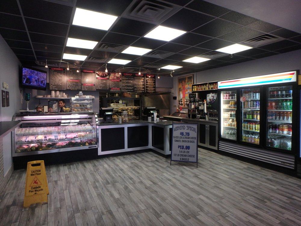 Hot Bagels Abroad: 150 Valley Rd, Montclair, NJ