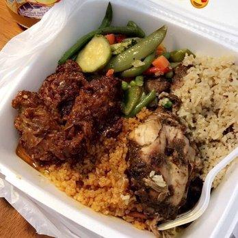 Photo Of B D Halal Restaurant New York Ny United States