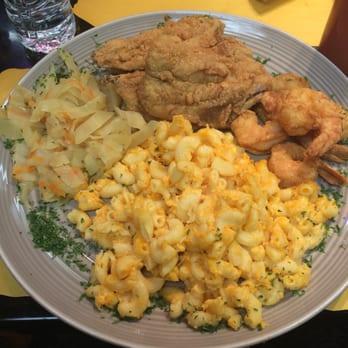 Online Menu of Just Fish Cafe Restaurant, Newark, New ...