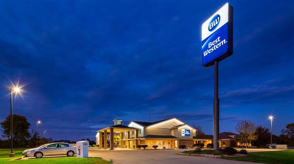Best Western Lorson Inn: 201 Hagen Dr, Flora, IL